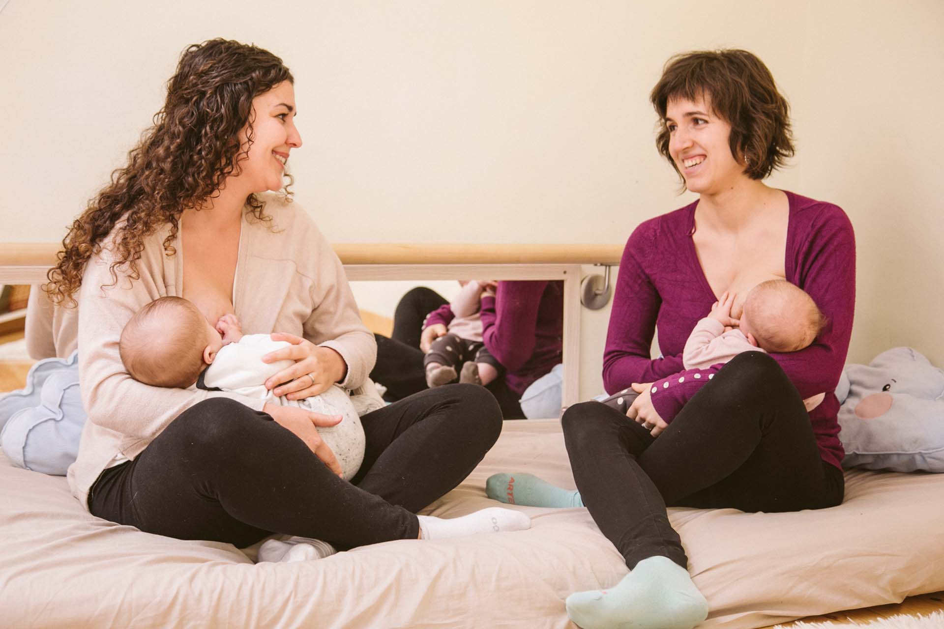 Grup De Suport I Acompanyament A L'embaràs, La Lactància I El Post Part