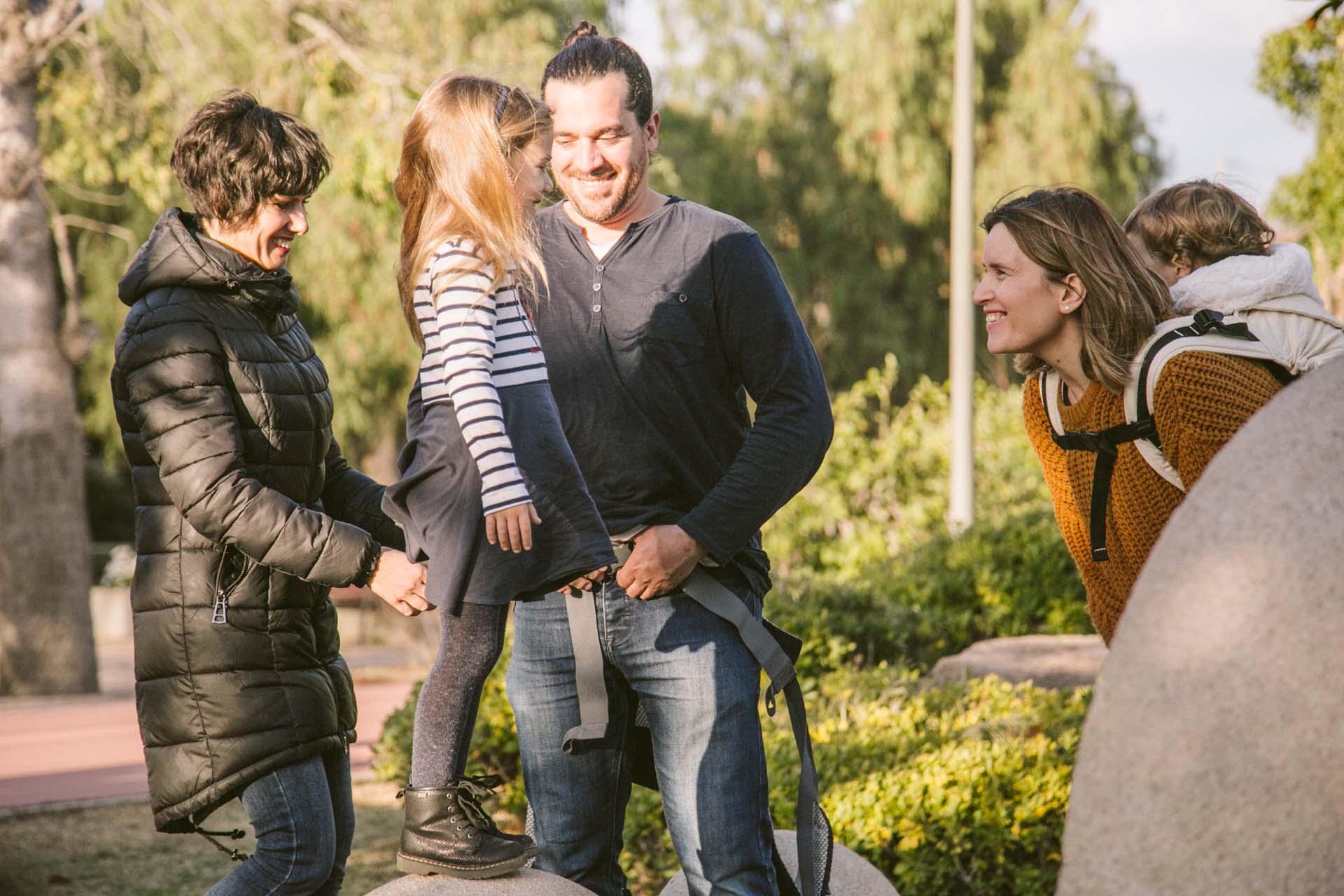 Crecer Y Compartir En Familia